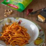 Pesto di pomodori secchi e pinoli
