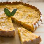 Torta salata di zucca e feta