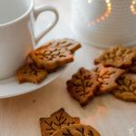 Biscotti di castagne al profumo di anice stellato