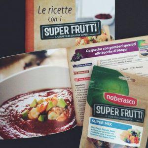 Ricettario Superfrutti