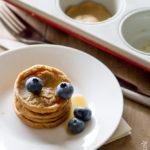 Mini pancake al forno