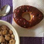 New York - Colazione a casa con donut e cereali