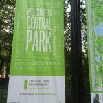 Central Park - Ingresso