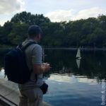 Central Park - Barchette a vela telecomandate
