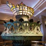 La fiaccola originale di Lady Liberty
