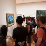 MoMA di New York - Starry night (Vincent Van Gogh)
