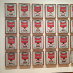 MoMA di New York - Campbell's Soup Can (Andy Warhol)