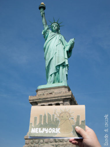 New York - Statua della Libertà