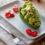 Insalata di avocado e feta
