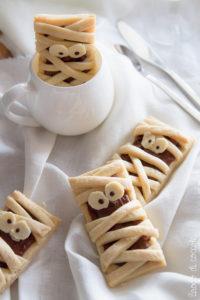 Mummie di biscotto