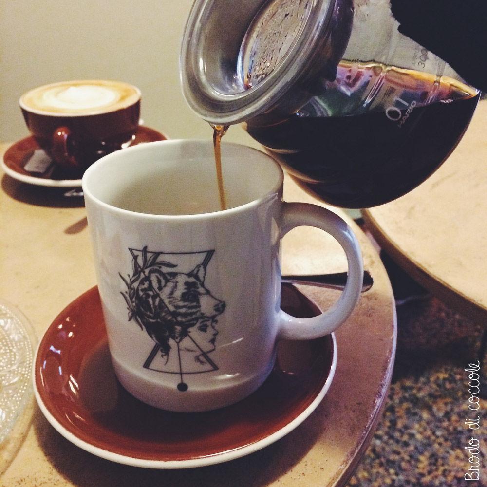 Orso Laboratorio Caffè - Torino