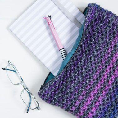 Lavoro a maglia - Pochette