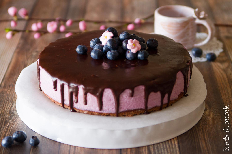 Torta semifreddo allo yogurt