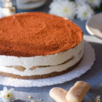 Cheesecake tiramisù (senza uova)