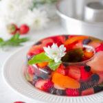 Aspic di frutta