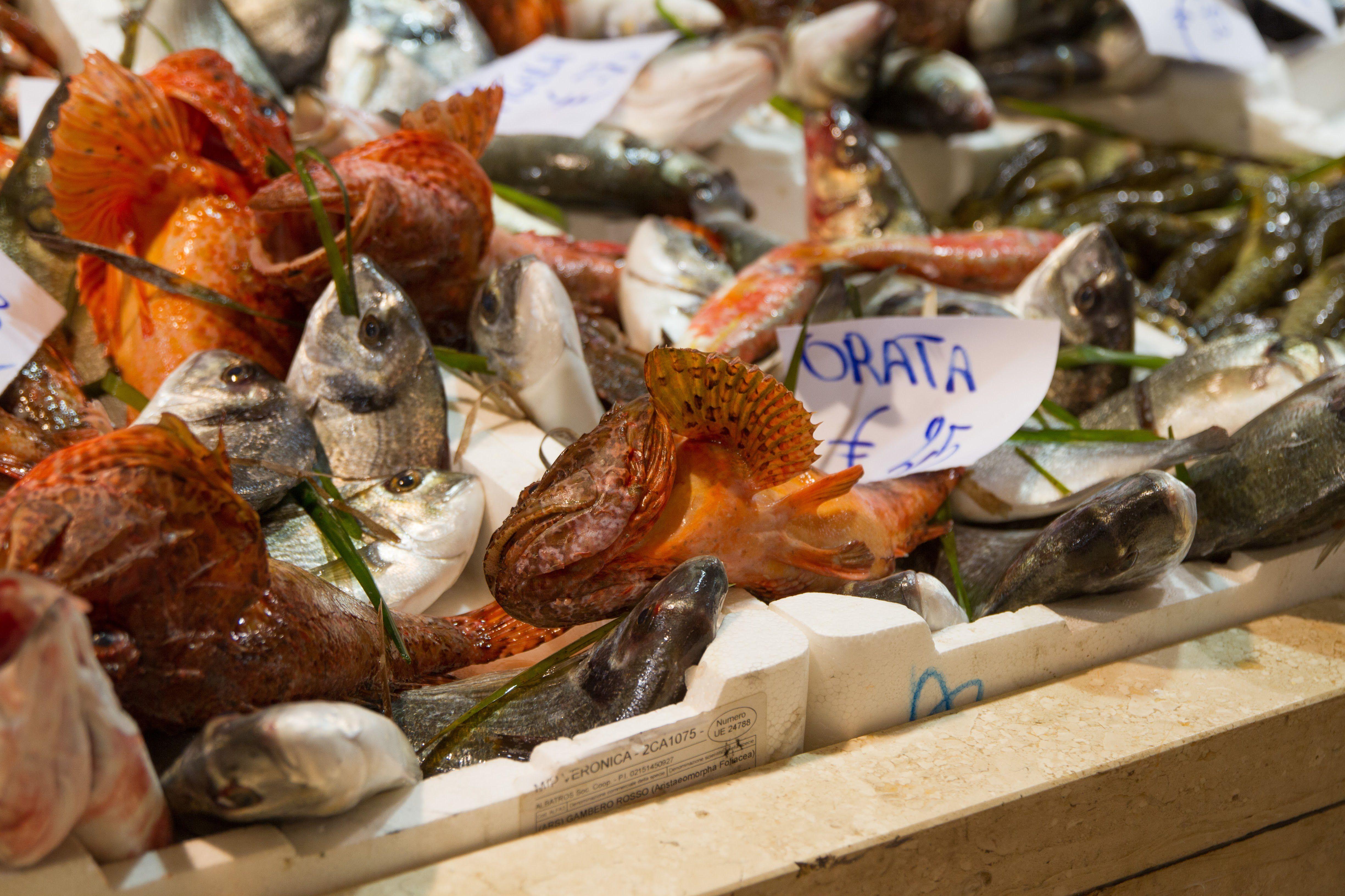 Mercato di San Benedetto - Cagliari