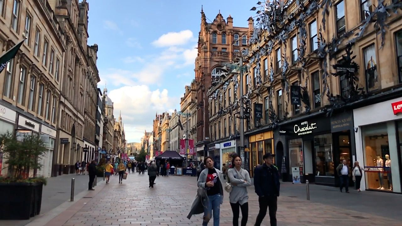 Glasgow - Buchanan street