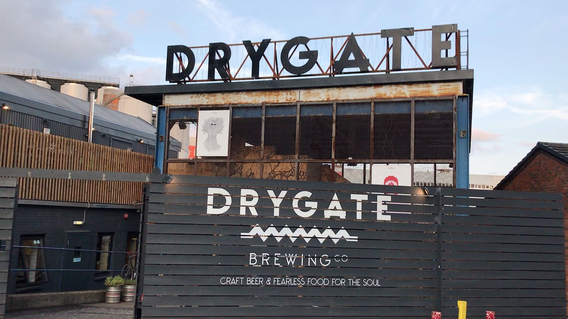 Glasgow - Drygate Brewing Co.