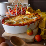 Lasagne con melanzane e scamorza